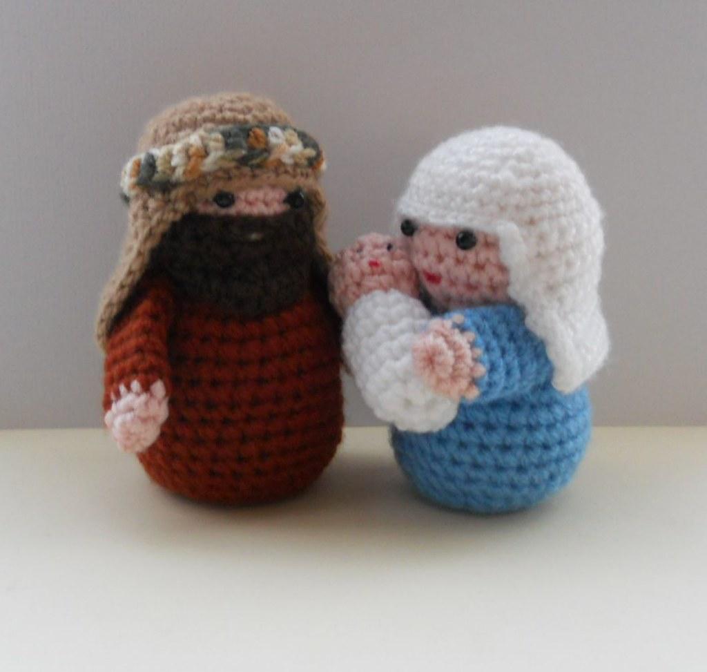 Amigurumi Nativity : Amigurumi Nativity 1 sophiecat91 Flickr
