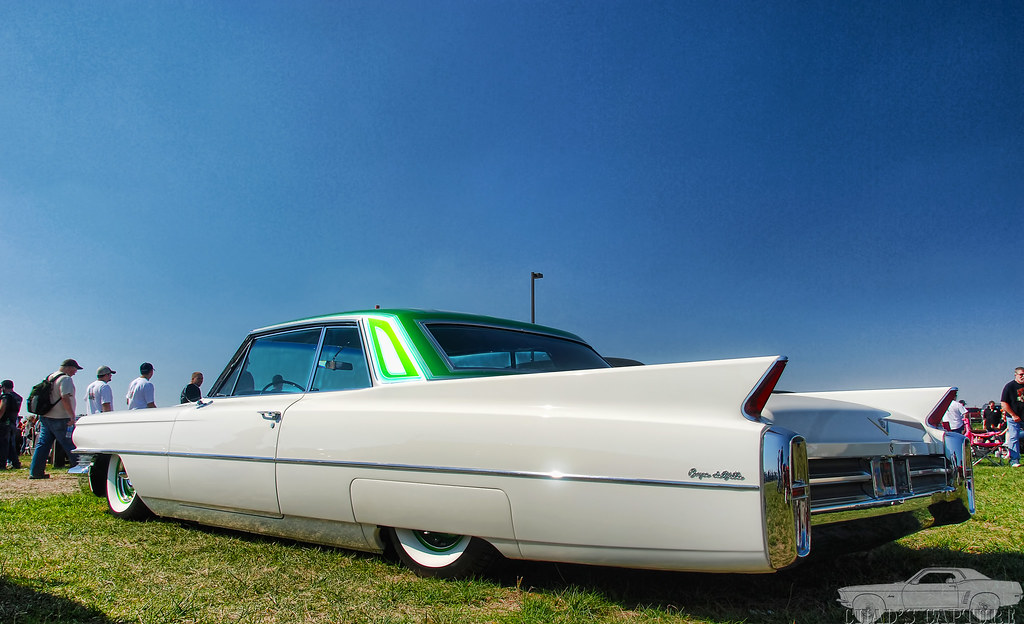 1963 Cadillac Coupe DeVille | Chad Horwedel | Flickr