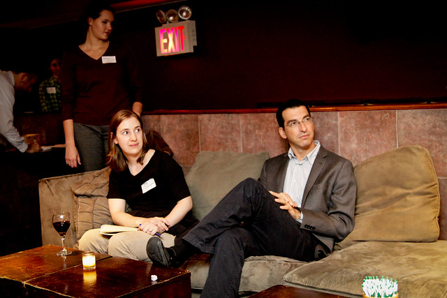 Young Professionals Fall Social with Mark GortonYoung Professionals Social