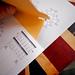 Inserting diary bookmark