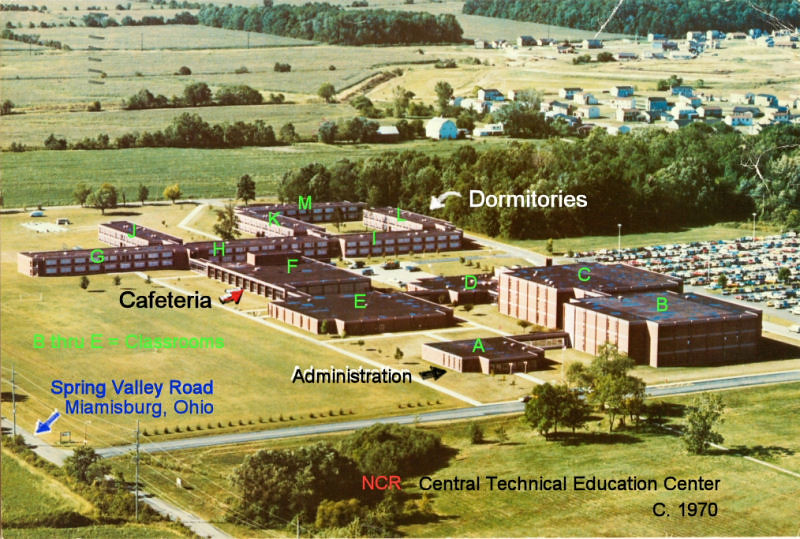 Ncr Ctec Ncr Corporate Technical Education Center