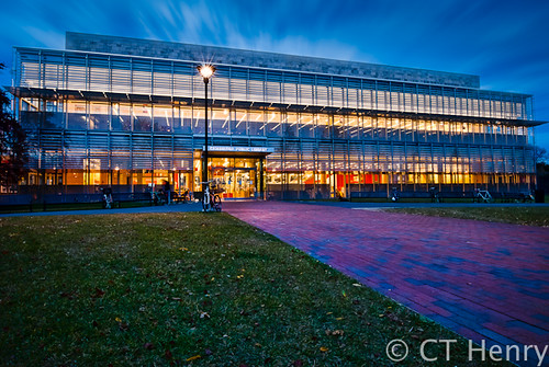 Cambridge Public Library | by C.T. Henry