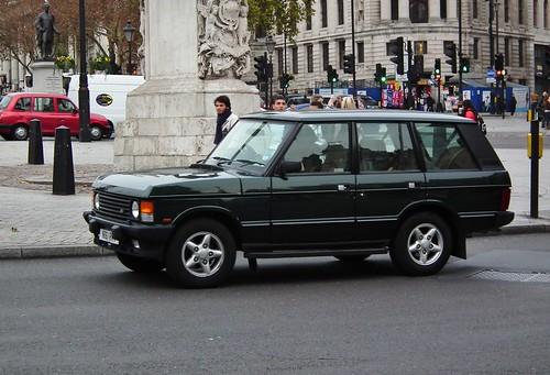 Range Rover Vogue Se 1995 Range Rover Quot Classic Quot Vogue Se
