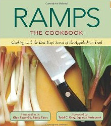Ramps cookbook (one of my recipes is inside!) | by rachel is coconut&lime