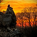 Sunset at Profile Rock