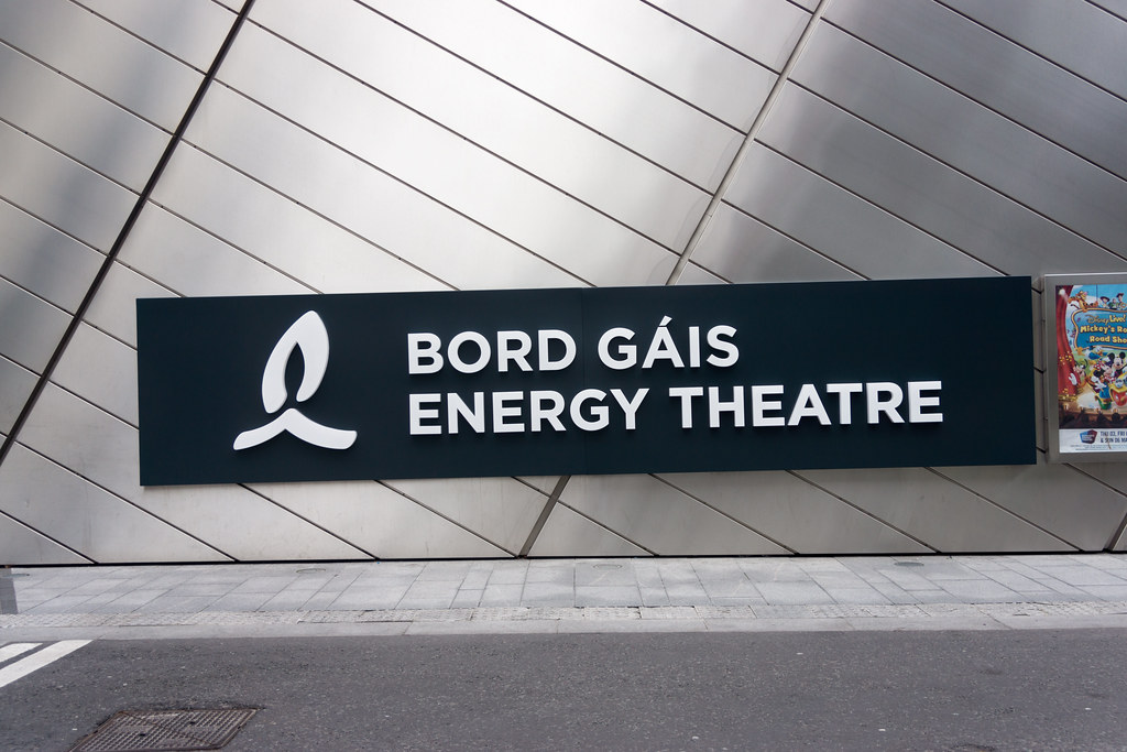 Bord Gais Energy Theatre  What an awful name
