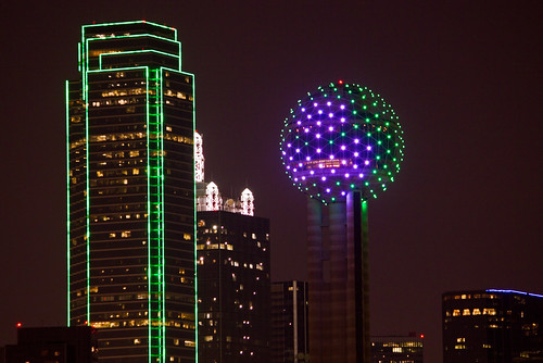 Reunion Tower Clover | by WarEagle8608