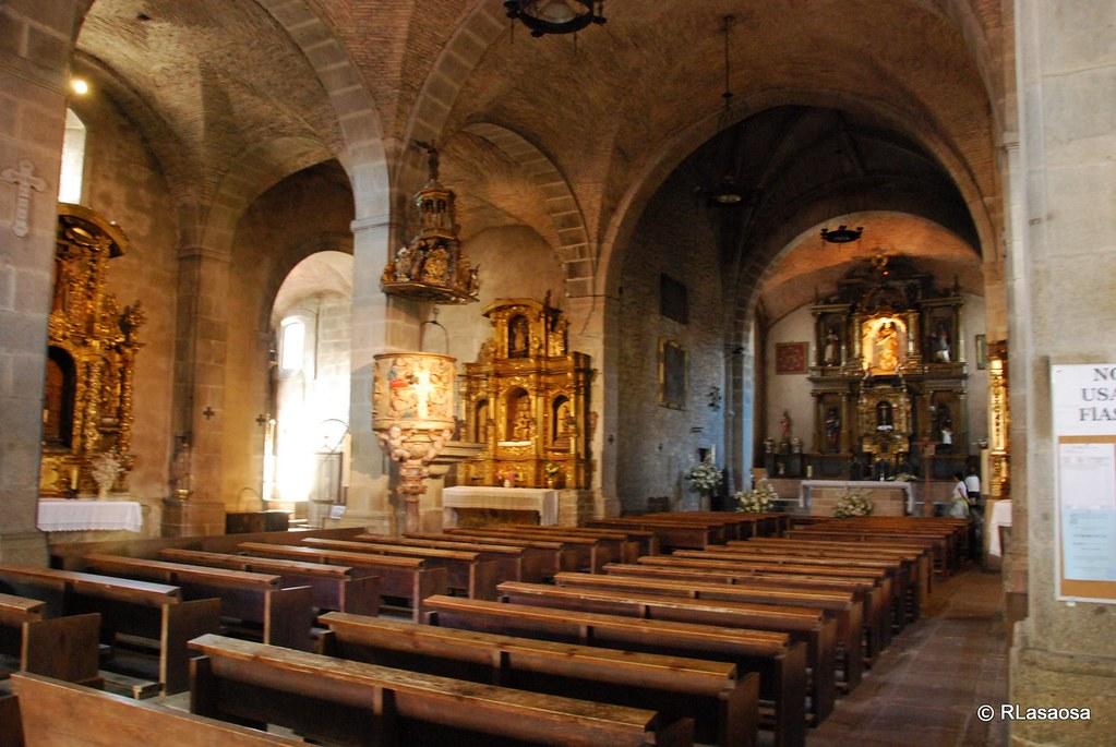 La alberca salamanca iglesia parroquial de nuestra for La alberca salamanca como llegar
