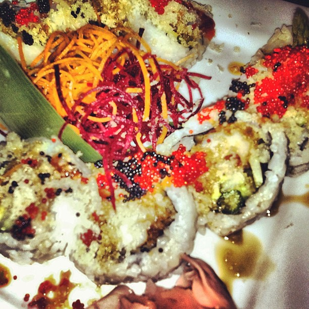 Sushi Sake Lobster Roll | Ines Hegedus-Garcia | Flickr