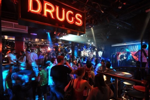 The roadhouse covent garden despite being situated deep for American house music