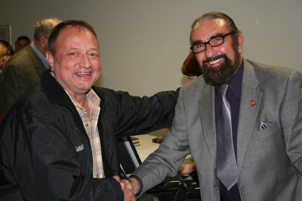 Richard Marcinko On 20 Oct 2011 I Met A Great American