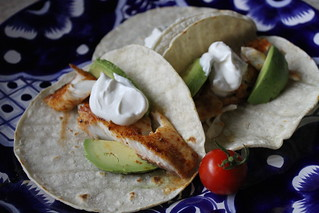 Baja Fish Tacos | by Brittany's Pantry