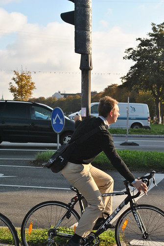 The Copenhagenize Love Handle | by Mikael Colville-Andersen