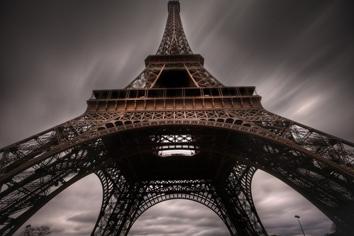 Eiffel Tower | by Nick Nieto