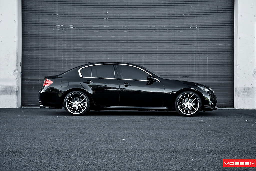 Infiniti G37 Vvscv2 Vvs Cv2 Matte Black Machined F Flickr