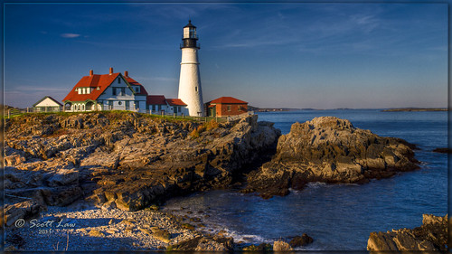 Portland Head Lighthouse Full | by Just Used Pixels