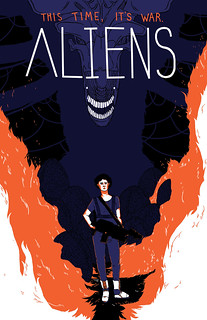 Aliens Poster | by aimeefleck