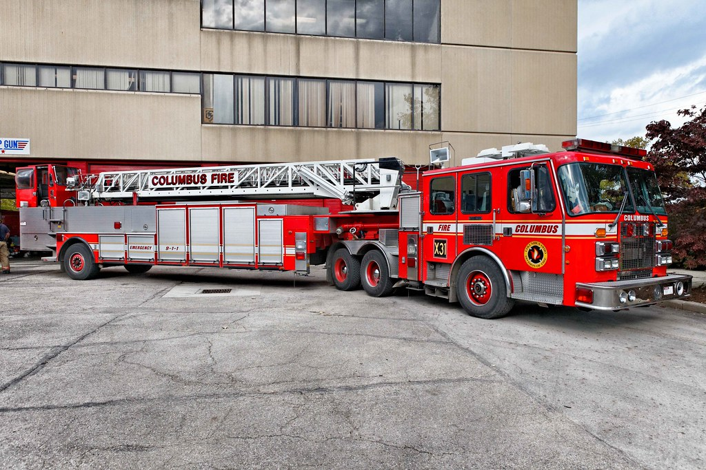 columbus division of fire station 1 www tfspics com flickr