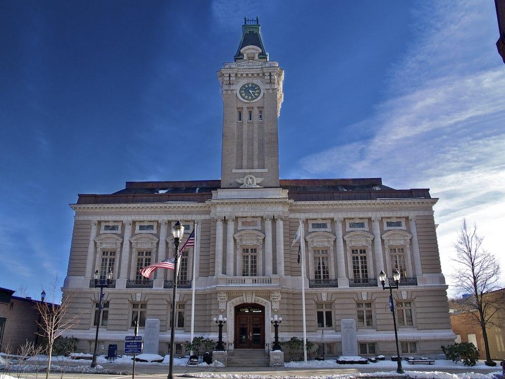 City Hall Marlborough Ma
