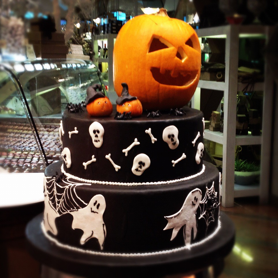 Halloween Cakes For First Birthday