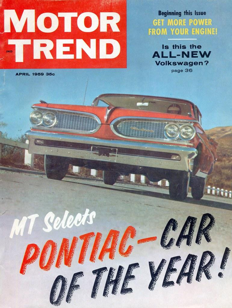 Motor Trend Magazine Motor Trend Magazine Cover