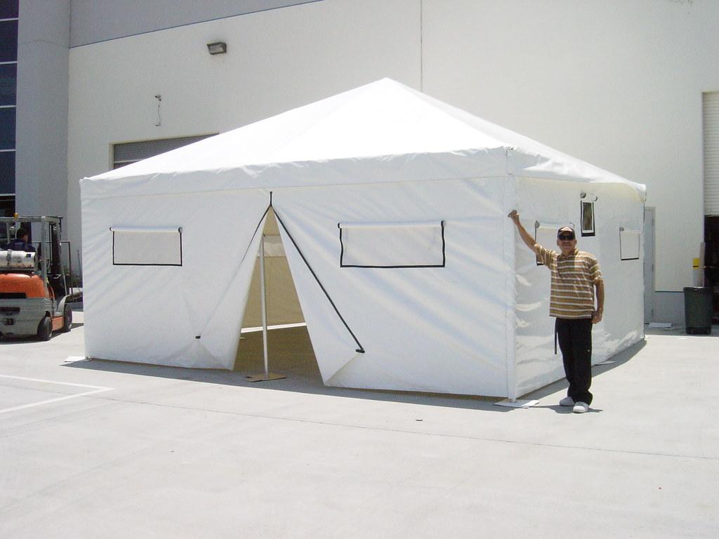 20\' x 20\' Standard Frame Tent   Promotional Design Group   Flickr
