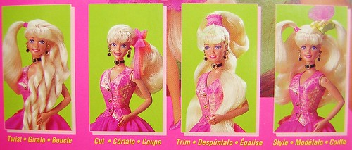 Cut And Style : CUT AND STYLE BARBIE BLONDE 1994 Flickr - Photo Sharing!