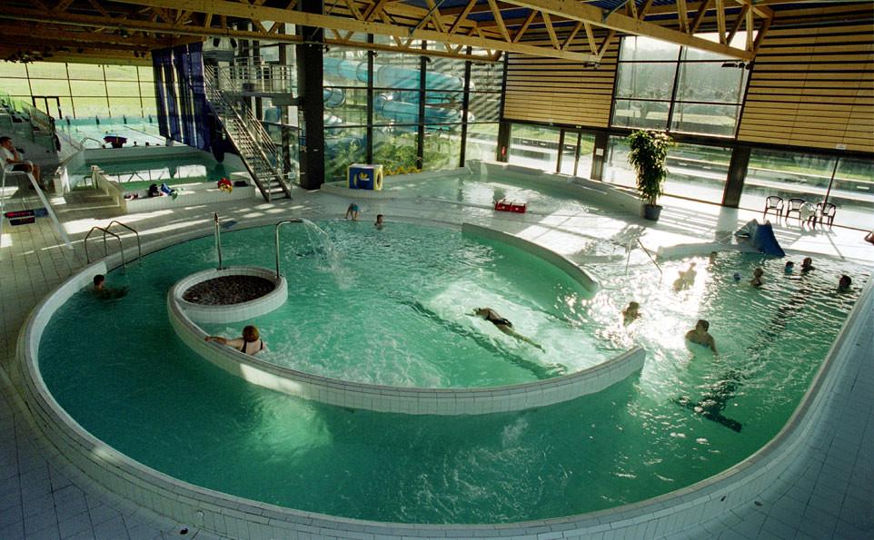 la piscine municipale saint jean de luz