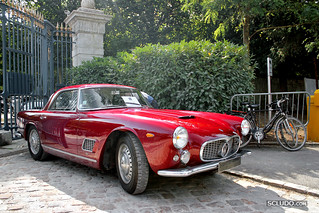 Maserati 3500 GT Coupe | by Ludovic (SCLUDO.com)