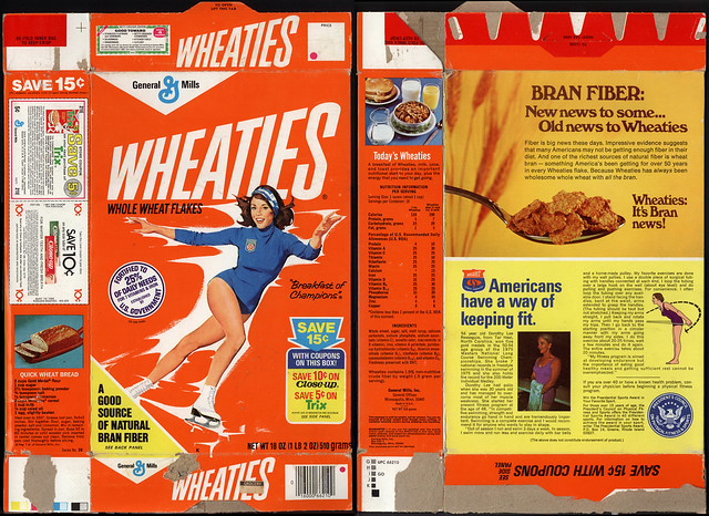 Wheaties coupons