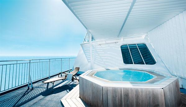 Owners Suite Met Balkon Met Jacuzzi De Meest Luxe Hut Van Flickr
