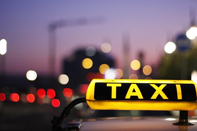 Das letzte Taxi