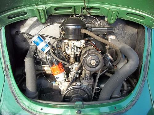 1970 VOLKSWAGEN BEETLE 1300 engine | carandclassic co.uk. | Willem S Knol | Flickr
