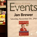 Jan Brewer book signing