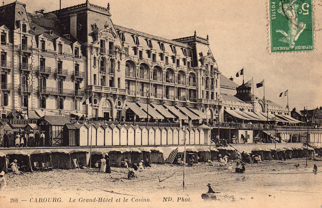 Cabourg Grand Hotel Proust
