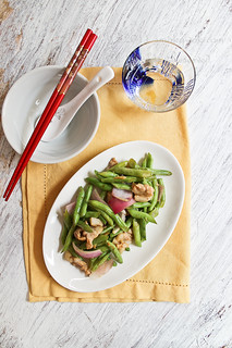 Green/ French Beans Stir-fry | by Smoky Wok (Jasmine)