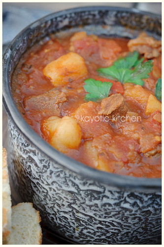 Austrian Goulash Soup | by kayleighb