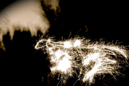 Frustrated fireworks inside your head | by Taylor Q. MacLeod