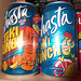 Shasta Tiki Punch Cans