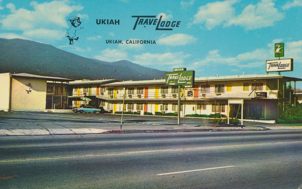 TraveLodge - Ukiah, California