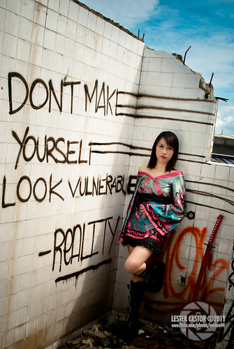Don't Make Yourself Look Vulnerable