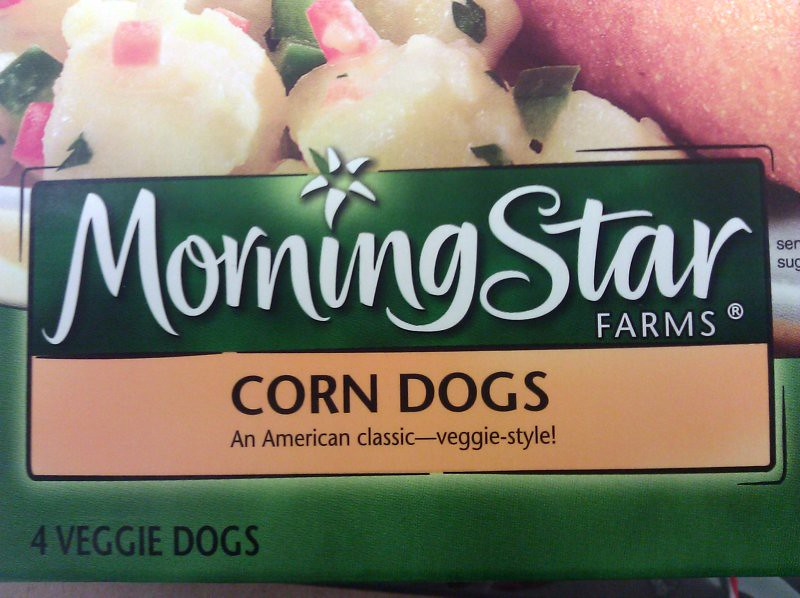 Are Veggie Dogs Considered Processed Food