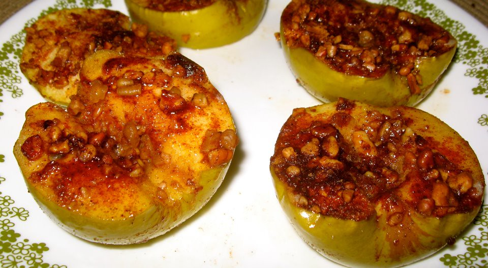 Baked Granny Smith Apples 26