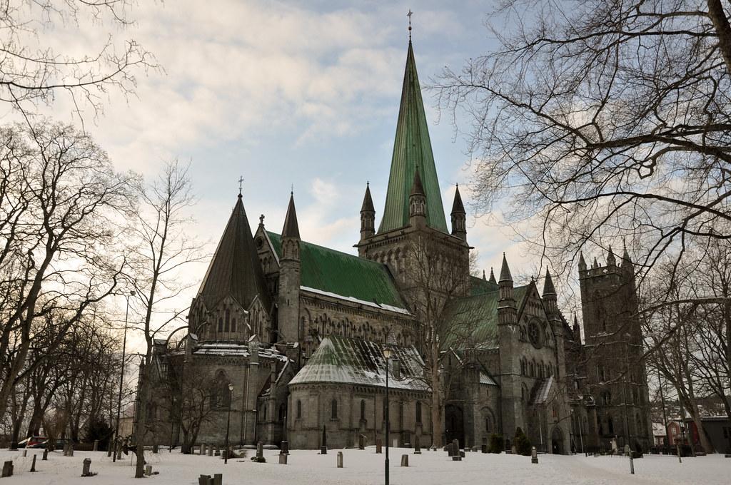 Nidaros Cathedral Larsjuh Flickr