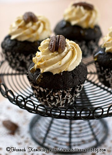 George Caramelin Cupcakes | by Bitter-Sweet-