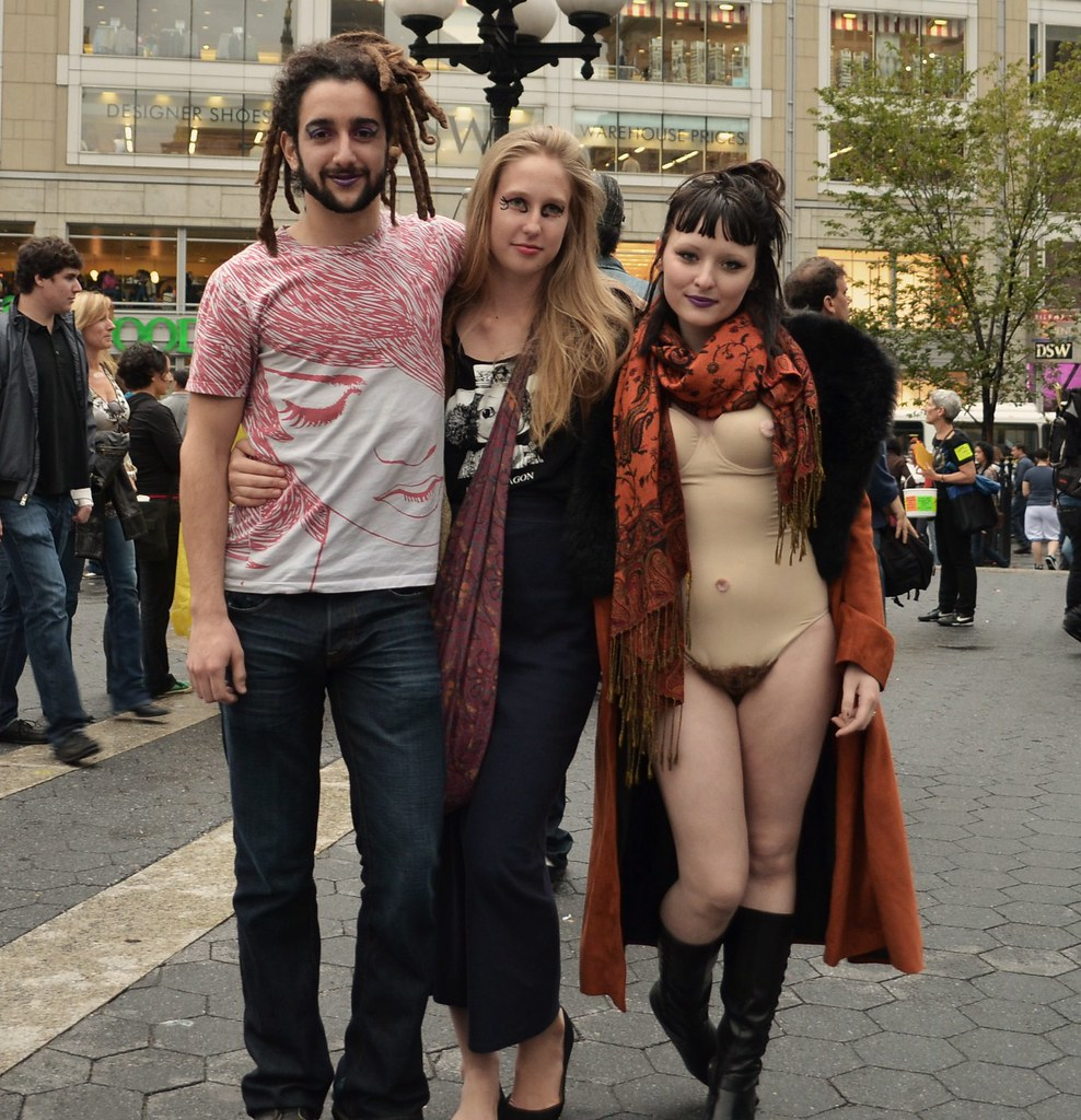 Slut-Walk-NYC | Natty | Flickr: https://www.flickr.com/photos/nattymoon15/6212139427
