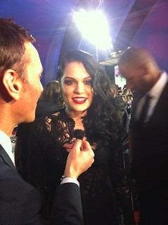 Jessie J on the red carpet | by Glasgow: Scotland with style