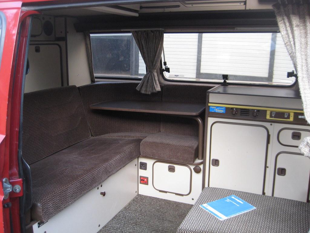 1985 vw t3 westfalia club joker interiour tom flickr. Black Bedroom Furniture Sets. Home Design Ideas