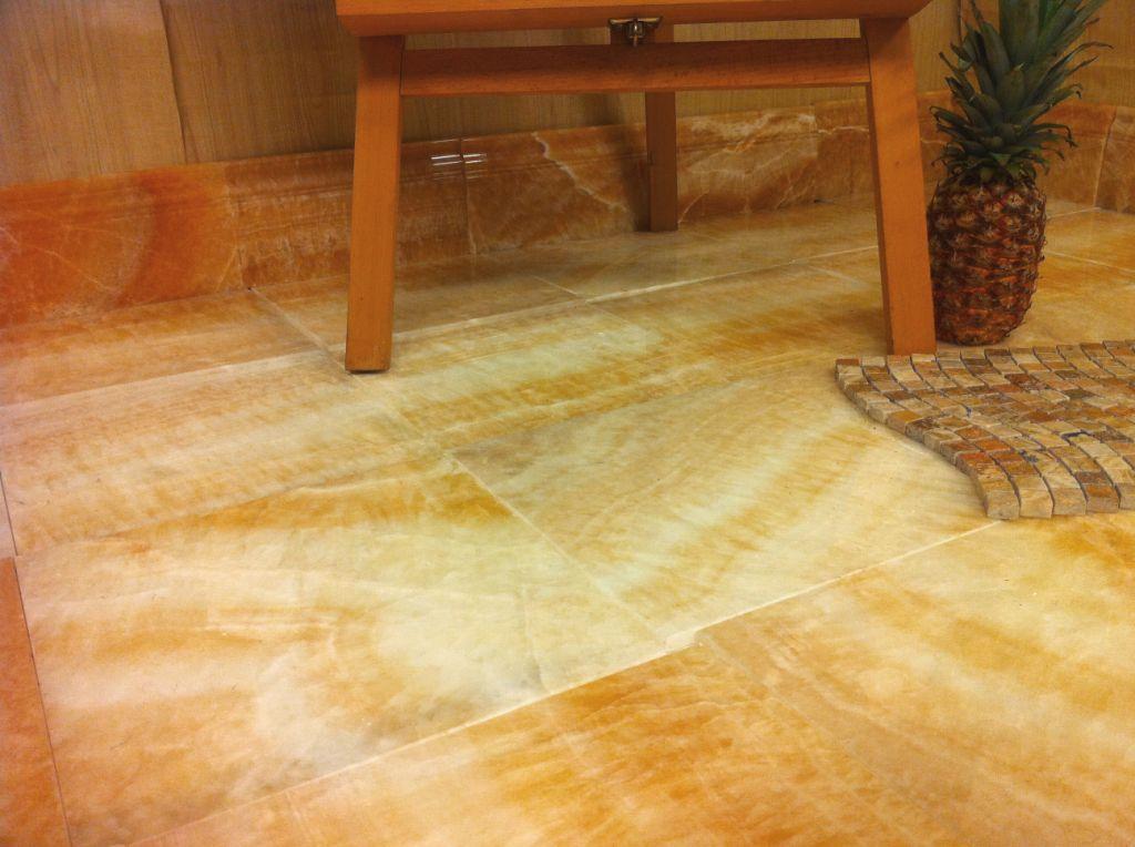 Honey Onyx Floor Tile 599sqft By Marblenthings Flickr