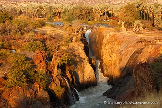 Namibia experience : sunset on Epupa Falls | by My Planet Experience